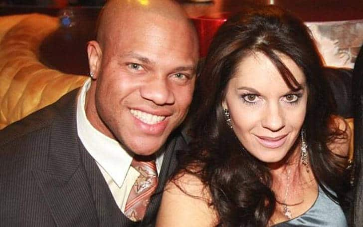 Phil Heath Wife And Fetish For Older White Women  Muscle Roast-1559