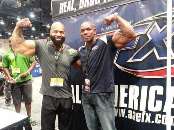 ct fletcher arms